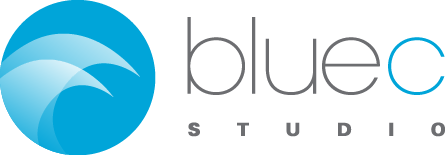 BlueC Studio Logo